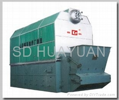 SZL 系列組裝熱水鍋爐