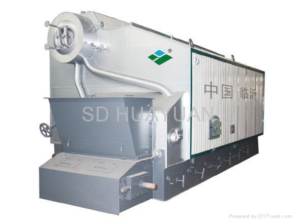 SZL 系列快装蒸汽锅炉 1