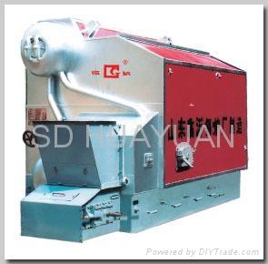 SZL 系列快装热水锅炉 1