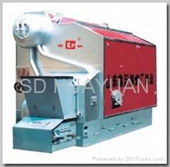 SZL 系列快裝熱水鍋爐