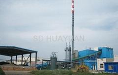 SZL 系列煤垃圾混燒鍋爐