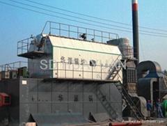 燃水煤漿蒸汽、熱水系列鍋爐