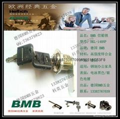 正品BMB鋼制櫃轉勾信箱鎖