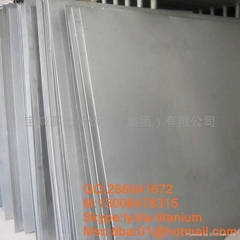 GR5 titanium alloy sheet