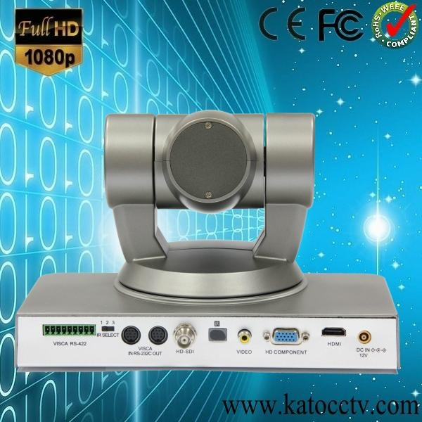 HD PTZ Video Tracking Conference Camera Conferencing Call 4