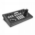 PTZ IP Joystick Controller HDMI SDI IP