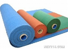供應EPDM彩色環保橡膠地面