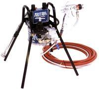 供應固瑞克Triton308隔膜泵噴塗機 1