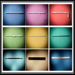 Bintronic Motorized Curtains