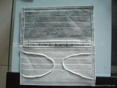 4层活性炭口罩