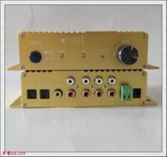车载DVD光纤同轴数字信号DTS解码器