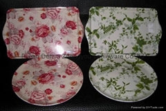 Melamine Tableware / Tray