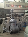 碳钢法兰闸阀 2