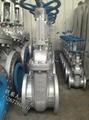 碳鋼日標閘閥 4