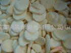 frozen water chestnut slice