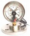 電接點隔膜壓力表