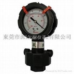 PP diaphragm gressure gauge