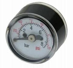 Mini  pressure gauges