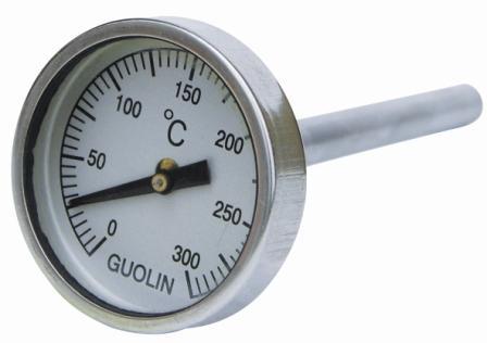 双金属温度计 12