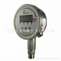 100mm數顯電接點壓力表 2