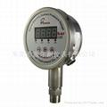 Digital display contact pressure gauge  2