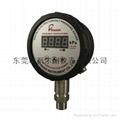 数字式电接点压力表 9