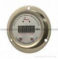 Digital display contact pressure gauge  4