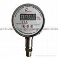 Digital display contact pressure gauge  5