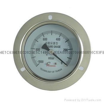 膜盒微压表 3