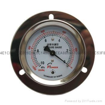膜盒微压表 9