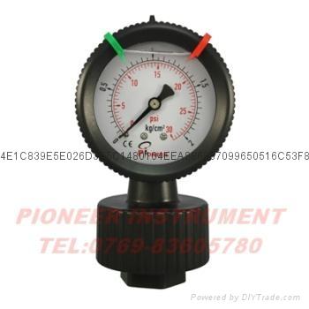 PP隔膜压力表
