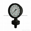PP FILLED DIAPHRAGM PRESSURE GAUGES 7