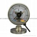 电接点隔膜压力表 5
