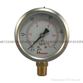 耐震壓力表 2