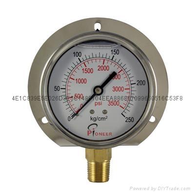 耐震壓力表 4
