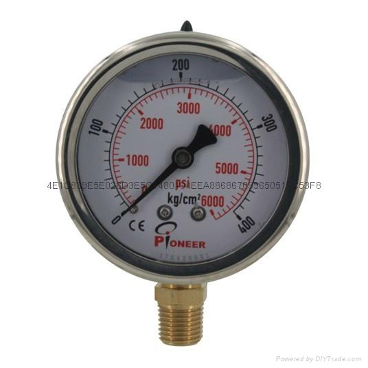 耐震壓力表 6
