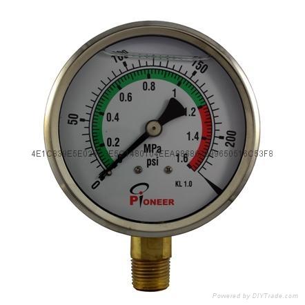 耐震壓力表 7