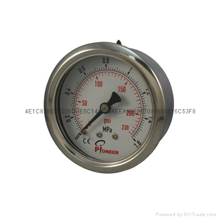 耐震壓力表 10