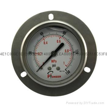 全不锈钢压力表 2