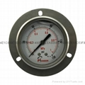 All stainless steel pressure gauge 2