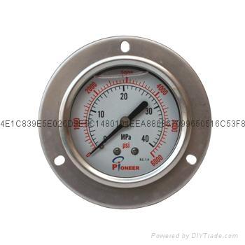 全不锈钢压力表 3