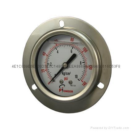 全不锈钢压力表 5