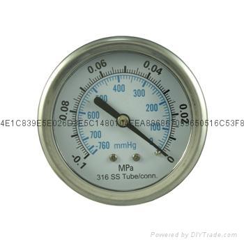 真空壓力表 2
