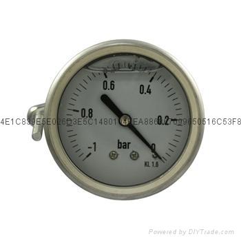 Vacuum Pressure Gauge 4