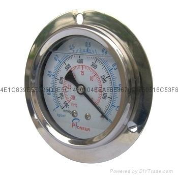 Vacuum Pressure Gauge 6