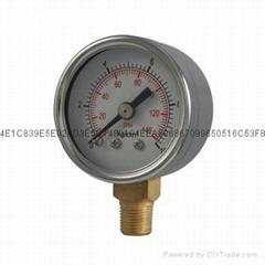 normal pressure gauge