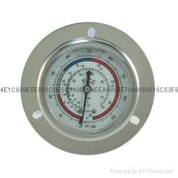 冷媒压力表 3