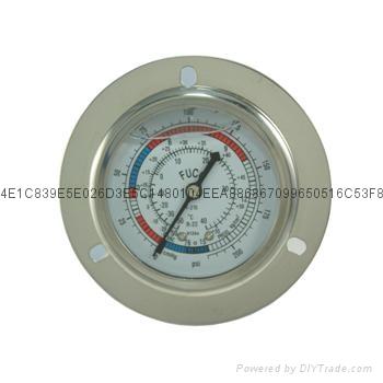 Freon pressure gauges 1