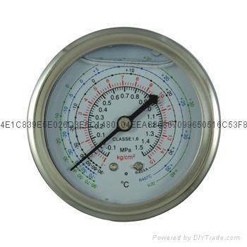 冷媒压力表 7