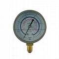 Freon pressure gauges 10
